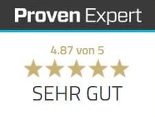 Elias Lange - Proven Expert: SEHR GUT